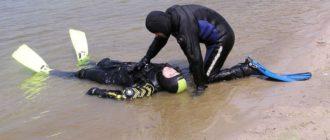 на красноярском море утонул дайвер