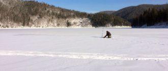 Первый лед на квх